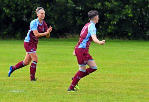 Jess Dobbins goal v Mitcheldean